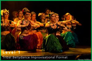 Tribal Bellydance Improvisational Format - Level 1 | start: 04.12. @ Doro | Wien | Wien | Österreich