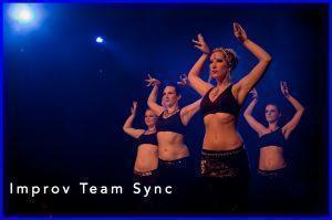 Improv Team Sync - Level 1-3   start: 07.10. @ Doro
